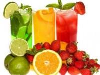 Фруктовые коктейли для улучшения пищеварения