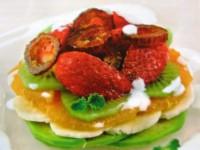 Фруктовый салат с йогуртом — у лета есть вкус!