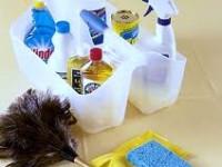 Как сделать уборку и навести полный порядок
