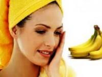 Маска из банана – еще один секрет привлекательности!