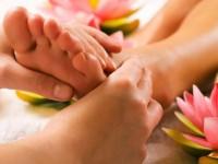 Массаж стопы — здоровье в наших ногах!