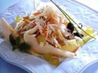 Салат из квашеной капусты. А давайте витаминизироваться!