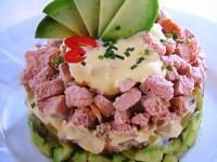 Салат из мяса – остренько и со вкусом!