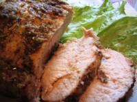 Свинина, запеченная в рукаве — самый смак!