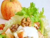 Вальдорфский салат — изысканный и утонченный вкус!