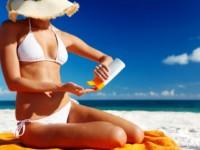 Защита от солнца. А вы знаете, что скоро лето? :)