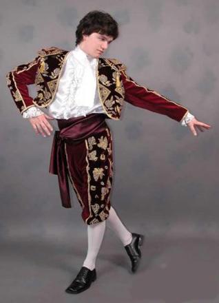 испанский_мужской_костюм_ispanskiy_muzhskoy_kostyum