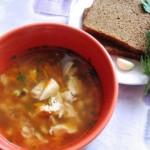 Суп из фасоли — источник полезного белка и хорошего настроения!