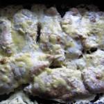 куриное филе в сливках готово