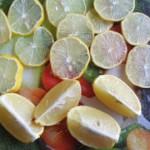 нарезать_лимоны_narezannyie_limonyi